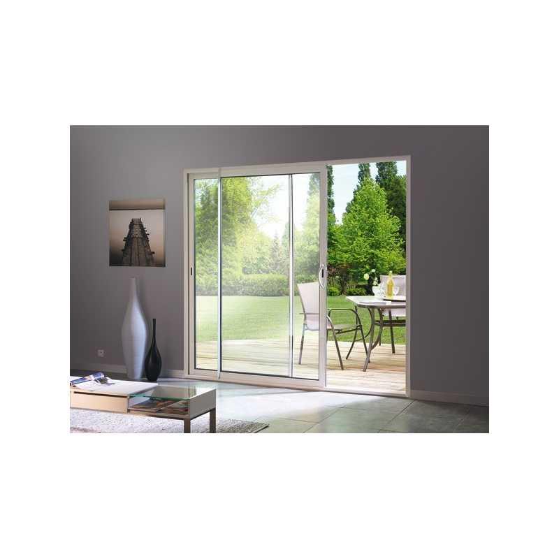 Fenêtre Coulissante Comfort Série 300 Aluminium Du Maroc